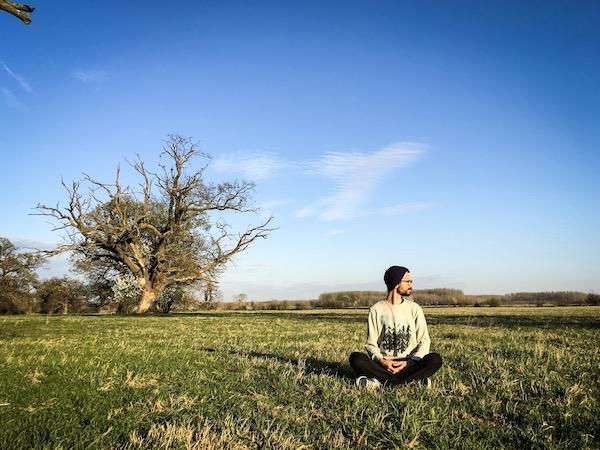 Schell Gergely mindfulness meditáció