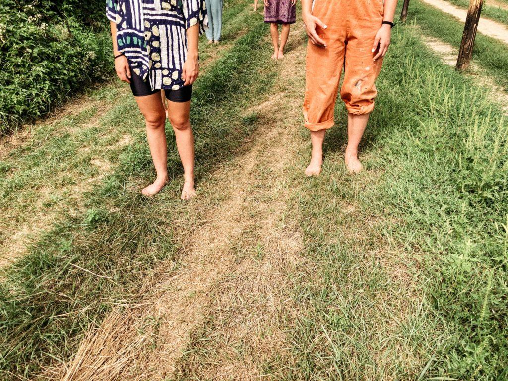 Schell Gergely organix fesztivál pszichológus sétáló meditáció mindfulness pszichológus